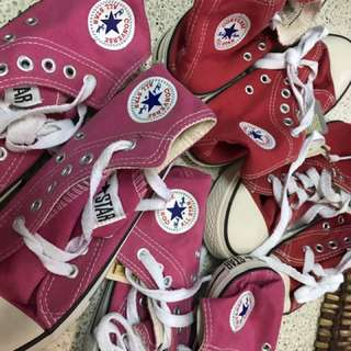 Converse High Cut Kids Shoe