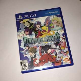 Digimon World Next Order