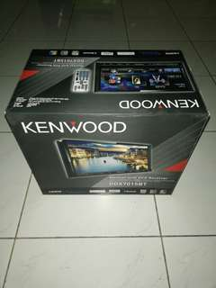 Box + Manual Book Kenwood DDX7015BT (Free Ongkir)