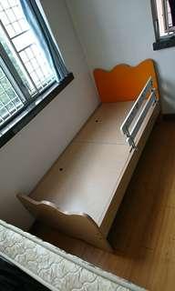 小童床架連床墊