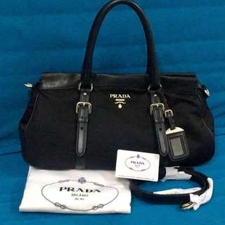 Prada BN2032 Tessuto Top Handle