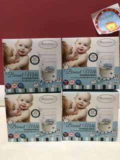 Autumnz Breast Milk Storage Bags