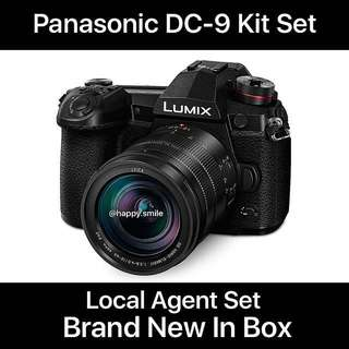 ( Sold ) Panasonic DC-G9 Kit Set