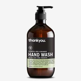 BOTANICAL LIME & CORIANDER HAND WASH | 500ML