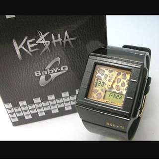 "Baby G collaboration model ""kesha"""