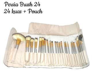 Brush set murce