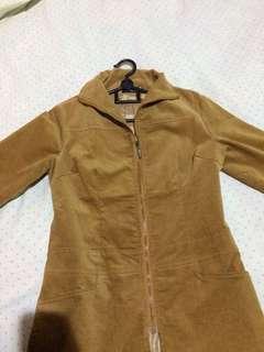 Jaket corduroy
