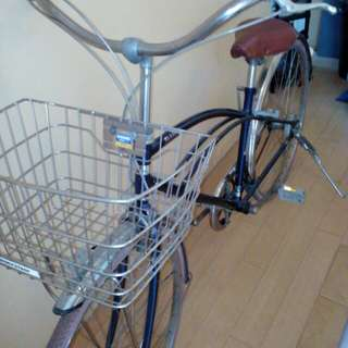 "27"" Bridgestone Classic Cruiser Bike"