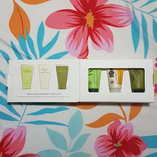 Free Postage!! Innisfree Best Cleansing Foam Collection