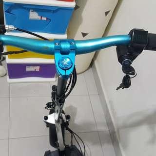 Hanbond escooter (36v 10ah 500watt)