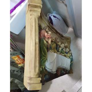 Jesus table frame (whatsapp 97900651if you keen). self collection at Yishun