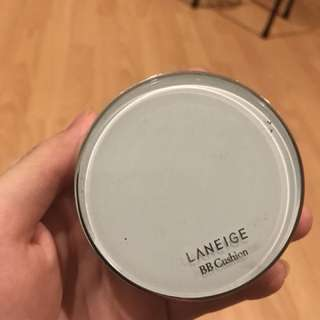 Laneige- bb cushion - no 21 ( natural beige)