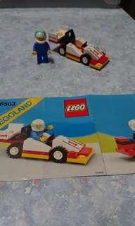 Lego#6503賽車