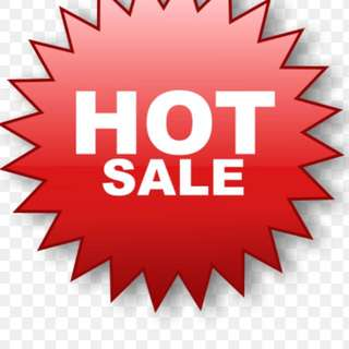 Hot sale for march