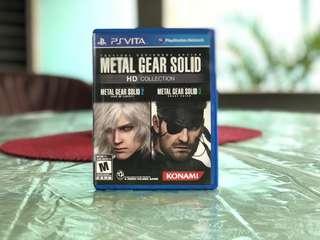Metal Gear Solid - PS Vita Games