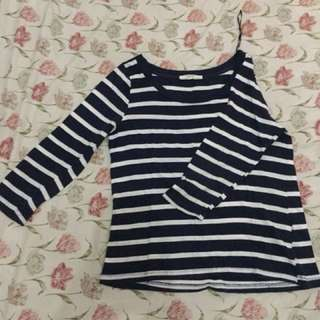 Zara Stripes T-shirt
