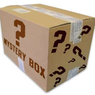 RARE Random Mystery Bag (Box) Items!