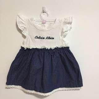 Calvin Klein Baby skirt 18mth