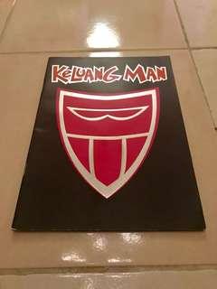 Komik Keluang Man (Exclusive)