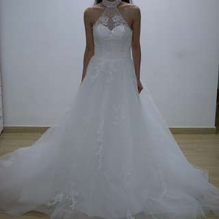 New Wedding Dress 全新婚紗裙