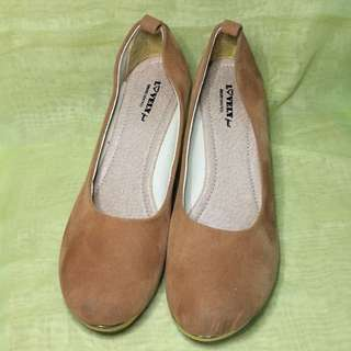 Brown Wedges Shoes