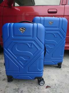 Superman Luggage