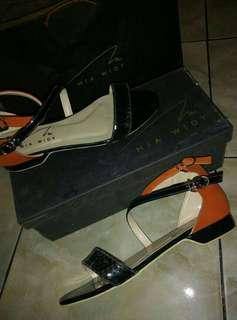 Handmade shoes by Mia Widy