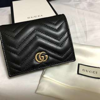 Gucci GG wallet coins bag
