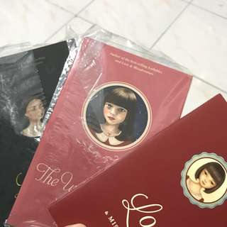 Get these 3 books of Lang Leav for 1400php only‼️