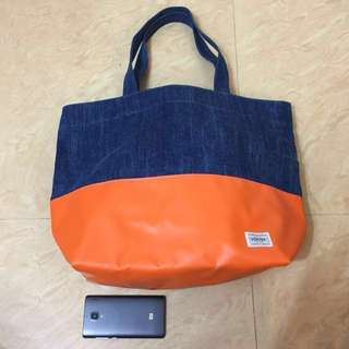 Head Porter, Tokyo (Yoshida & Co.) Tote Bag - Made in Japan 日本製