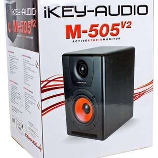 Ikey studio audio monitor speaker (RARE)