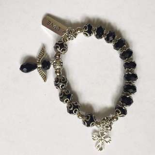 Handcrafted rosary bracelets