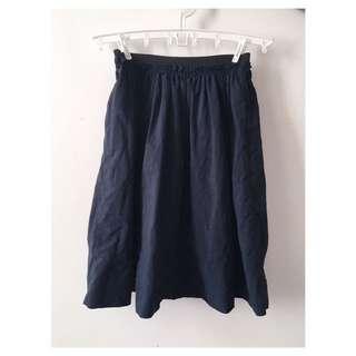 E Hypen Knee length Skirt