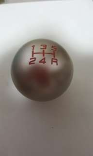 Manual Gear 5 Speed Gear Knob