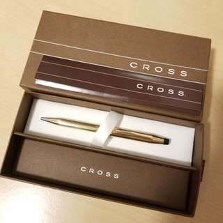 Cross Classic Century II 系列 – 10K金原子筆
