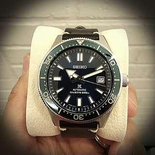 Seiko Sbdc053 diver 62mas homage - flawless!