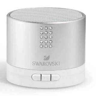 SWAROVSKI Bluetooth speaker 施華洛世藍芽喇叭
