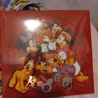 迪士尼賀年禮盒