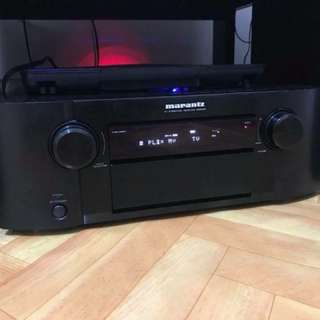 Marantz And JBL Surround Home theatre