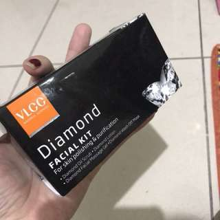 Vllcc facial kit diamond