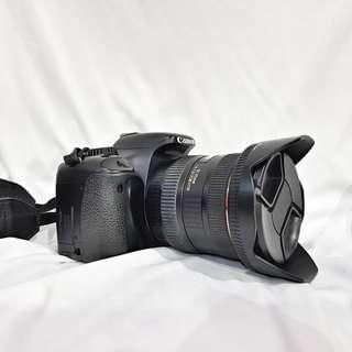 Sigma 10-20mm f4-5.6 EX DC HSM (Canon)