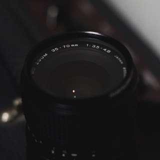 Minolta 35-70mm f3.5-4.8