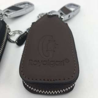 Royalgari real leather key holder