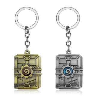 HEARTHSTONE PACK KEYCHAIN HEARTHSTONE BOOK