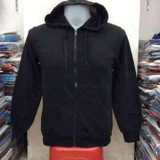 Hoodie Jacket with Zipper