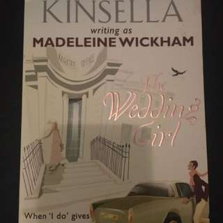 **Fast Deal** Sophie Kinsella - The Wedding Girl