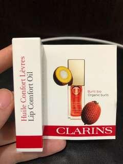clarins lip oil👄
