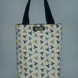 TOTE BAG canvas - home made - tas wanita murah kanvas