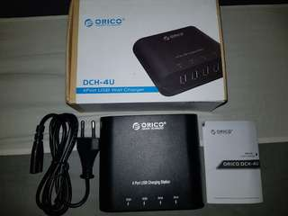 ORICO 4ports USB Wall Charger