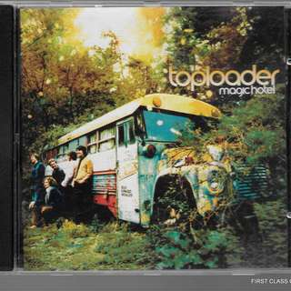 MY PRELOVED CD - TOP LOADER- MAGIC HOTEL /FREE DELIVERY (F3Z)